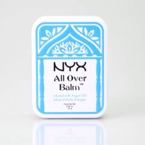 B2G2 NYX All Over Balm With Argan Oil Solid Tin